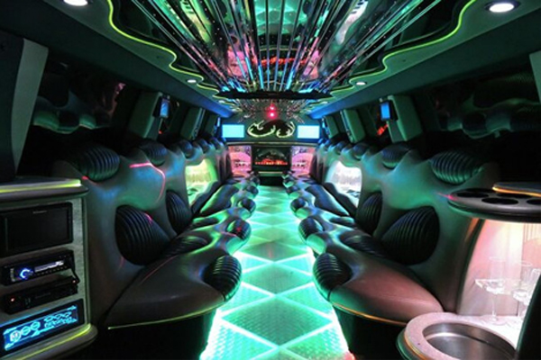 14 Person Hummer Limo Rental Des Moines