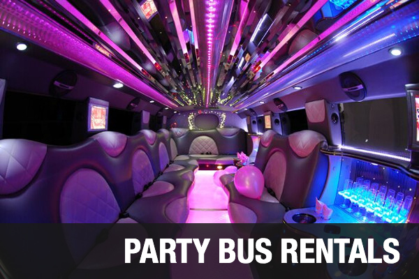 Party Bus Rentals Des Moines