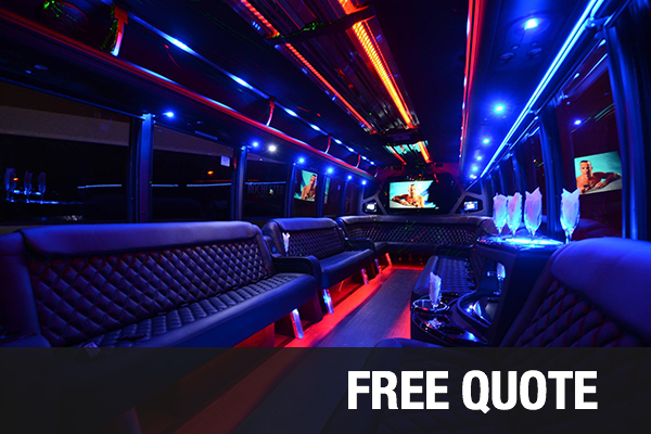 Party Buses For Rental Des Moines